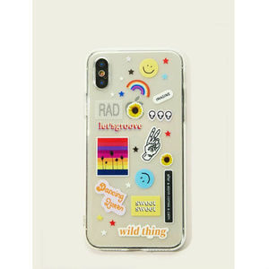 Generic Mix Pattern IPhone Case Cover